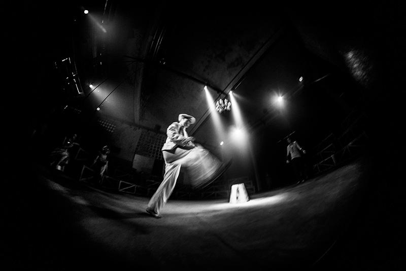 Otello on tour:: Italia